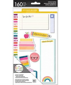 Happy Planner Classic Sticky Notes You got this