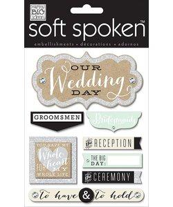 Me & My Big Ideas Soft Spoken Whole Heart Wedding