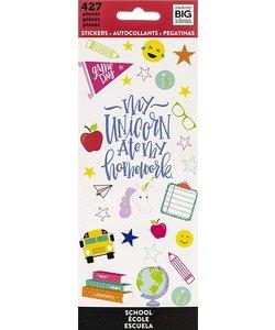 Me & My Big Ideas Stickers School