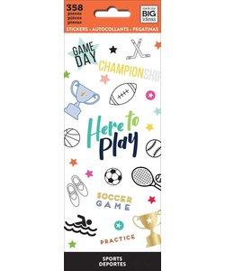 Me & My Big Ideas Stickers Sports