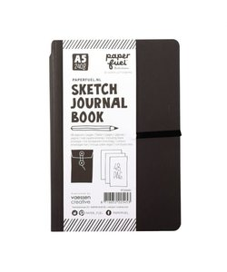 Paper Fuel Sketch Journal Book A5 240g 48 pagina's
