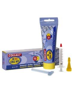 Collall 3D Kit 80ml incl. spuitje, doseerdop  en sleutel