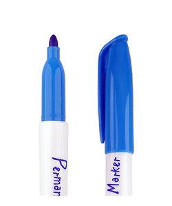 Collall Krimpie Permanent Marker Licht Blauw