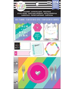 Happy Planner Multi Accessory Pack Meal Planning