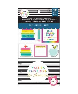 Happy Planner Multi Accessory Pack Teacher