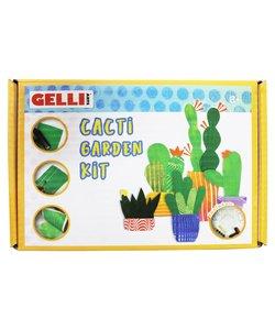 Gelli Arts Gel Printing Kit Cacti Garden