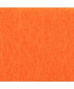 Viltlapje 20x30cm 1mm Oranje 200g