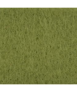 Viltlapje 20x30cm 1mm Mos Groen 200g
