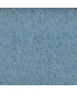 Viltlapje 20x30cm 1mm Licht Blauw 200g