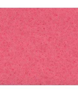 Viltlapje 20x30cm 1mm Donker Roze 200g