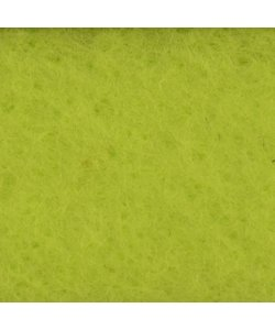 Viltlapje 20x30cm 1mm Fel Groen 200g