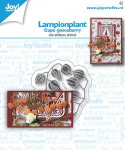 Joy Embossing/Snijmal Lampionplant