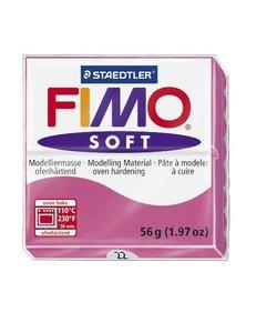Fimo soft Boetseerklei 57gr. nr.22 Framboos