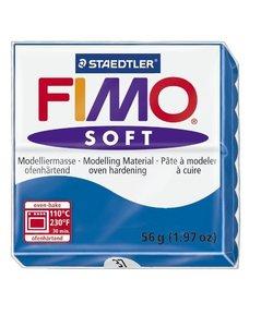 Fimo soft Boetseerklei 57gr. nr.37 Pacific blauw