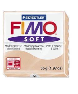 Fimo soft Boetseerklei 57gr. nr.43 Licht huid