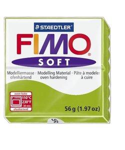Fimo soft Boetseerklei 57gr. nr.50 Appelgroen
