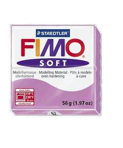 Fimo soft Boetseerklei 57gr. nr.62 Lavendel
