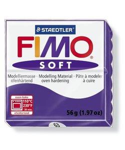 Fimo soft Boetseerklei 57gr. nr.63 Pruim