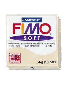 Fimo soft Boetseerklei 57gr. nr.70 Sahara
