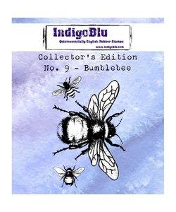 IndigoBlu rbbr stamp Bumblebee Rubber Stamp no.9