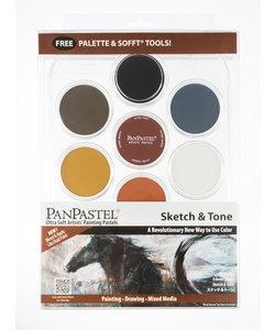 PanPastel Set Sketch & Tone