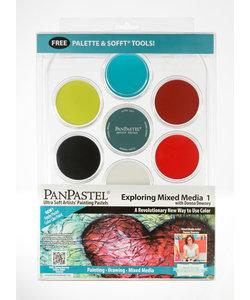PanPastel Set Exploring Mixed Media 1