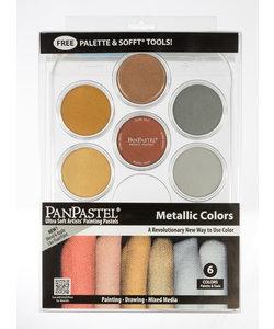 PanPastel Set Metallic Colors