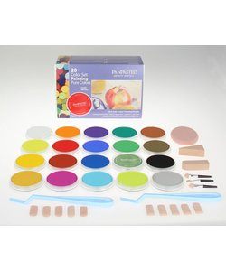 PanPastel Color Set and Tools Painting Pure Colors