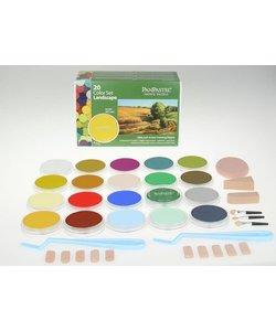 PanPastel Color Set and Tools Landscape
