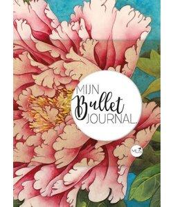 BBNC Mijn Bullet Journal Pocket Pioenroos