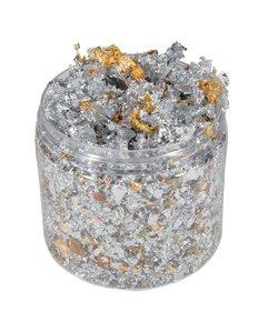 Cosmic Shimmer Gilding Flakes Silver Dream 200ml