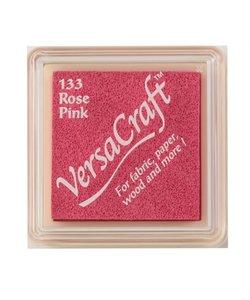 VersaCraft inkpad small Rose Pink