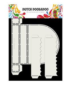 Dutch Doobadoo Box art Waves A4, 230x180mm