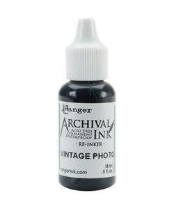 Ranger Archival Ink Re-Inker Vintage Photo