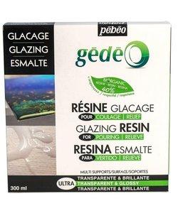 Pebeo GedeO Glazing Resin Bio 300ml Transparant