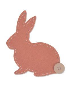 Sizzix Bigz Die Samantha Barnett Lovable Bunny