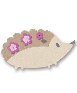 Sizzix Bigz Die Jordan Caderao Hedgehog #2