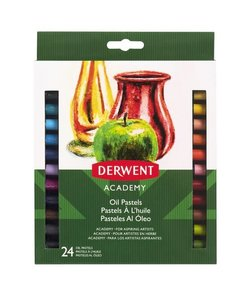 Derwent Oil Pastels Set 24st