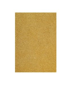 EVA Foam vellen A4  2mm Goud glitter