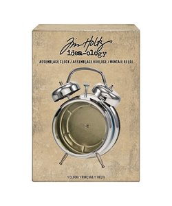 Tim Holtz Idea-Ology Metal Assemblage Clock