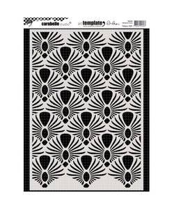 Carabelle Template A4 Pattern 1930