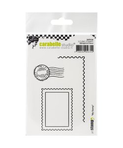 Carabelle cling stamp A7 My stamp