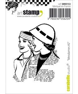 Carabelle Studio Stempel Mesdames #2