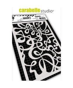 Carabelle Stencil 10,5x14,8cm Linten