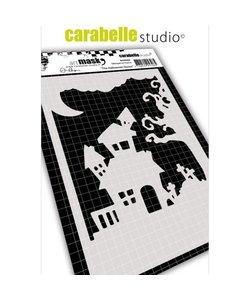 Carabelle Stencil 10,5x14,8cm Hallowee