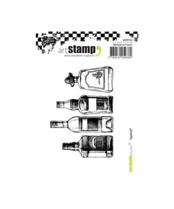 Carabelle art stamp A7 aperitif - drank