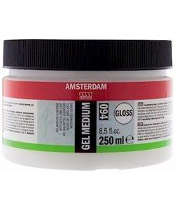Amsterdam Gel Medium 250ml Glanzend