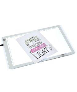 Vaessen Creative Led Light Pad A4 Lichtpaneel