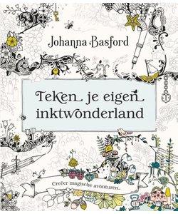 Teken Je Eigen Inktwonderland By Johanna Basford