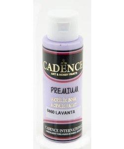 Cadence Premium Acrylverf Semi Mat 70ml Lavendel